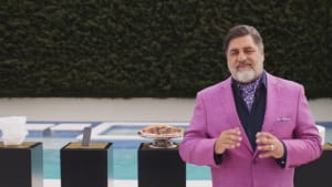 Matt Preston raises awareness for backyard drowning incidents