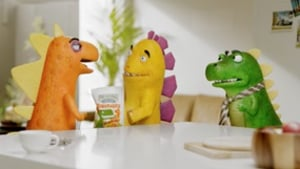 Ogilvy brings Natural Confectionery Co's dinosaurs to life
