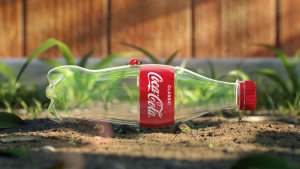 Coca-Cola launches first television campaign to promote recycling