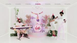 Virgin Mobile ad encourages people to skip it