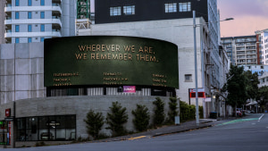 Steinlager and DDB New Zealand's four-hour Anzac Day campaign