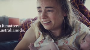 DDB and Westpac celebrate everyday heroics in latest work