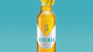 Independent beer company Wingman goes dry in July