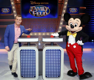 Channel Ten releases Disney-themed Family Feud board game