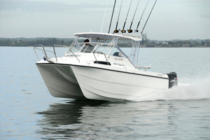 Reviewed Kevlacat 2400 Offshore Fishing World