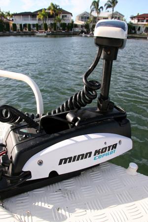 REVIEWED: Minn Kota Co-Pilot - World on boat motor wiring, trim tab switch wiring, 24 volt trolling motor wiring, jon boat wiring,