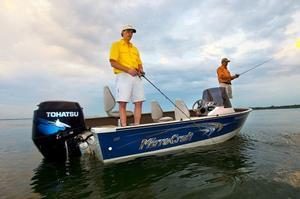 Tohatsu online - Fishing World