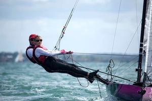 Five 18 foot skiffs to compete in Milang to Goolwa Classic