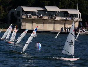 NSW sailor takes out radio-controlled Laser title