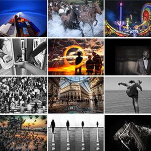 A selection of shortlisted images from the August 2012 'movement' photo competition.