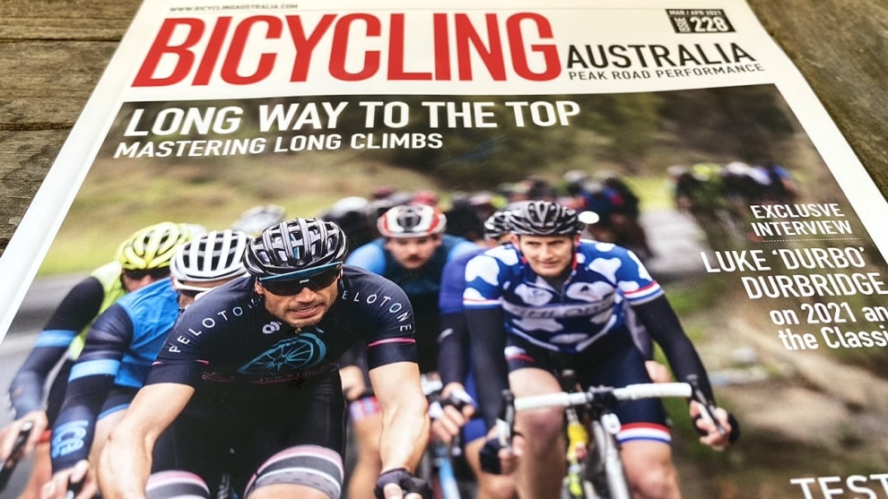 The March / April edition of Australia's #1 road cycling publication is out now! Subscribe today or grab your copy from the local newsagent.