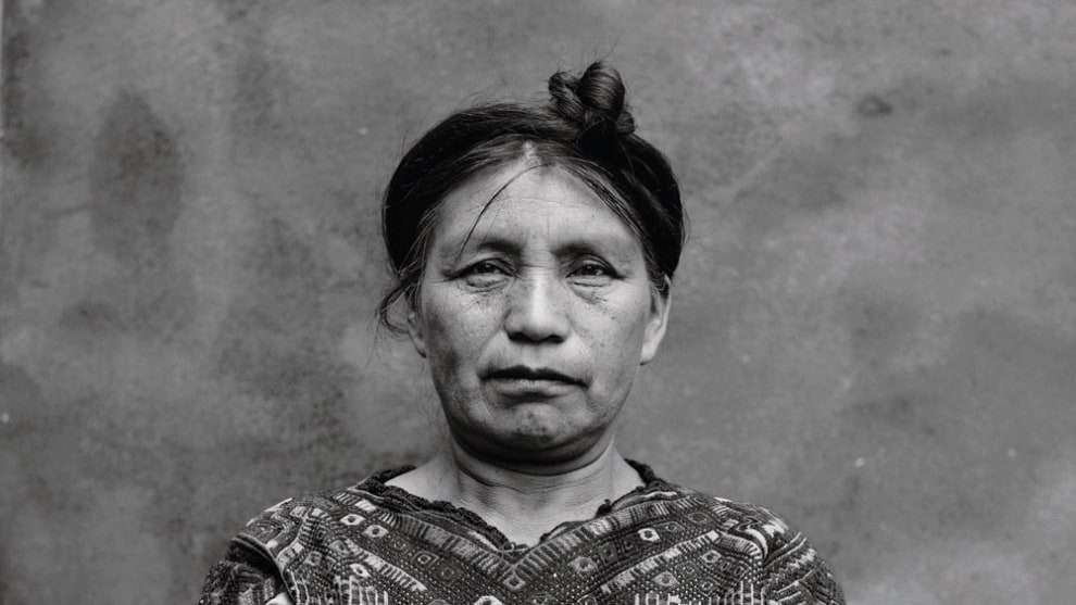 Tom Law, UK, Runner-up, Faces, people, culture portfolio. Guatemala, Santa Lucía Utatlán. Mayan woman from Nahuala,