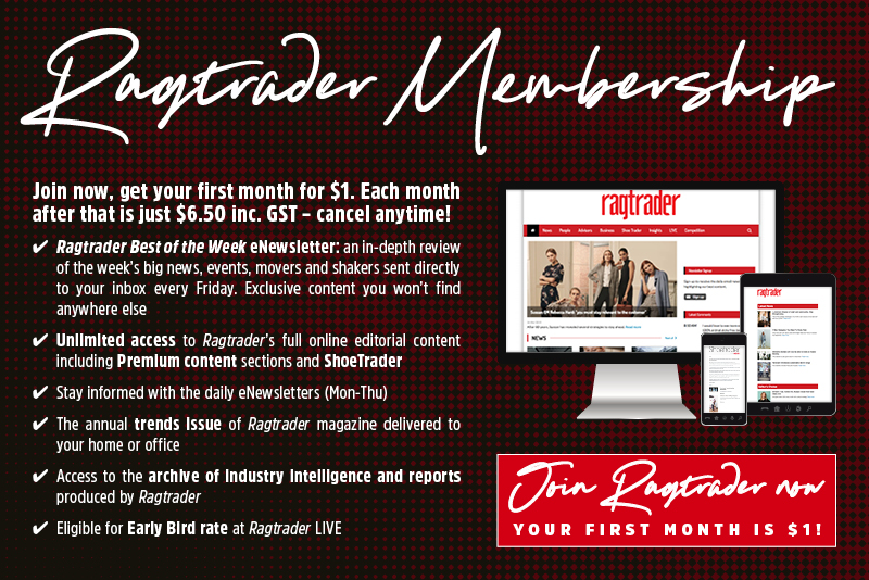 Join Ragtrader now. Your first month is $1!