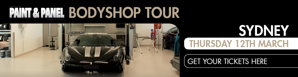 Bodyshop tour Landing Banner