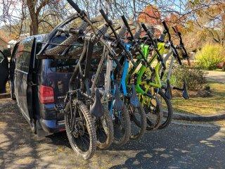Shingleback Bike Carrier Bicycling Trade