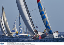 Start last edition 2016 of the DHREAM Cup. Copyright : Thierry Martinez/Drheam Cup.