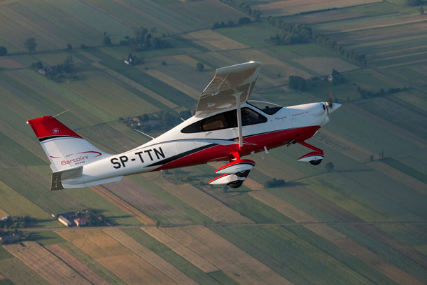 The Twenty-Ten is a sweet handling aeroplane that has virtually no bad habits in the air. (Tecnam)