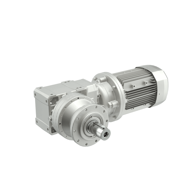 Bonfiglioli's A series of helical bevel geared motors with an auxiliary drive is ideal for handling and storage in the packaging industry.