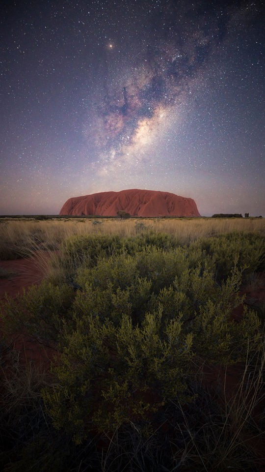Sam Markham, The Outback