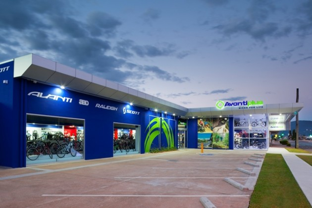 AvantiPlus Cairns is just over three years old and is one of Australia s  largest bicycle stores ... 57fb3944c