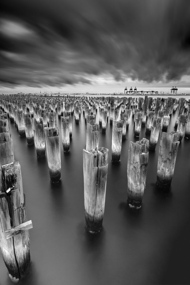 Port melbourne by alfonso calero