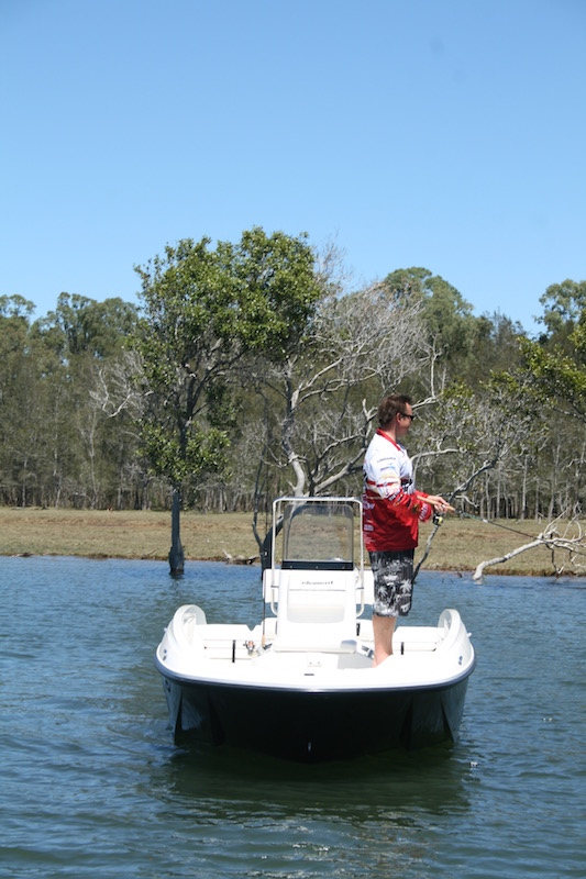 REVIEW: Bayliner Element F18 - Fishing World
