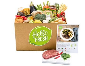 Hellofresh To Snap Up Logistics Company Food Amp Drink