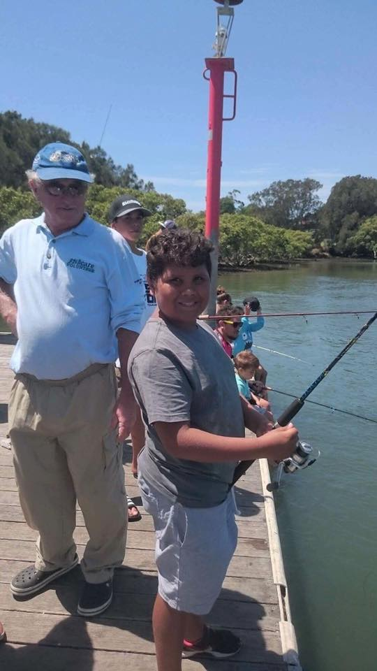 9be471ca06bc 2017 Cops and Koori Kids Workshop hailed as best ever - Fishing World