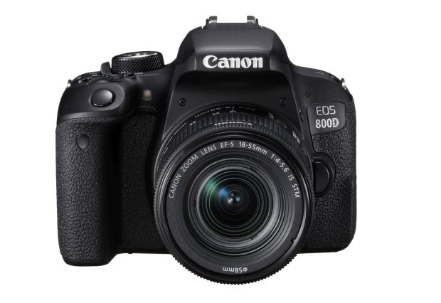 Canon announces new EOS models: 77D, 800D - Australian Photography