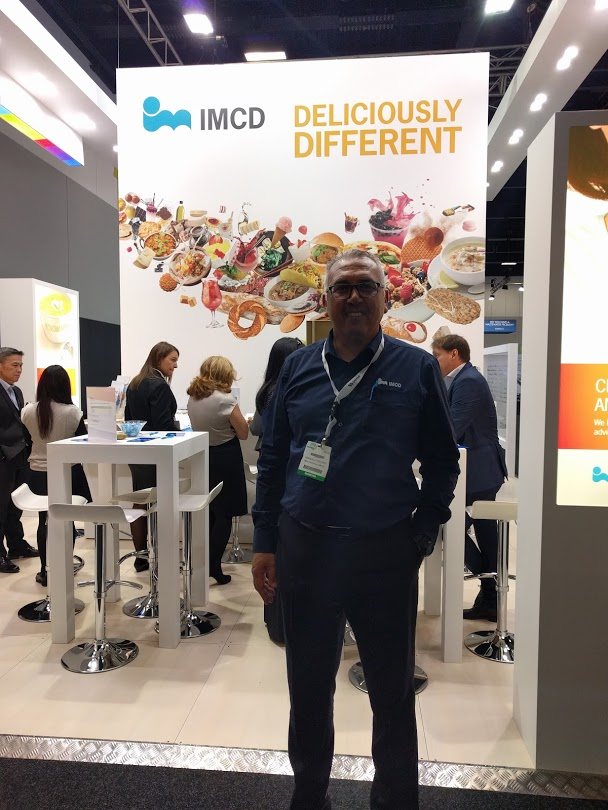Pasquale Piscopo, general manager for food at IMCD Australia.
