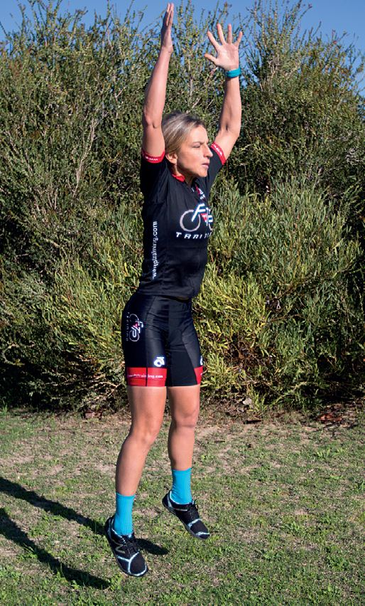 HIIT Cros Training for Cyclists - Bicycling Australia