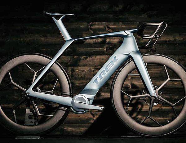 trek offer glimpse into the bike of future with 2026 zora concept