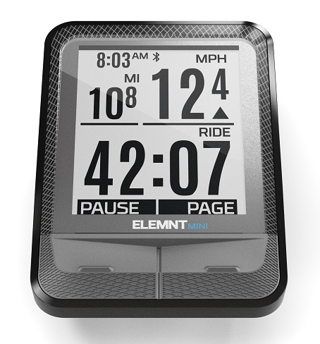 Wahoo Fitness Announce ELEMNT Mini Cycling Computer