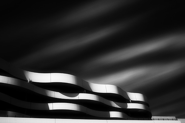 'Abstract Melbourne,' by Mihai Florea, 2014 Photographer of the Year.