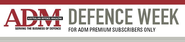 Defence Week Premium header