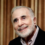 Driving force: Billionaire Xerox investor Carl Icahn