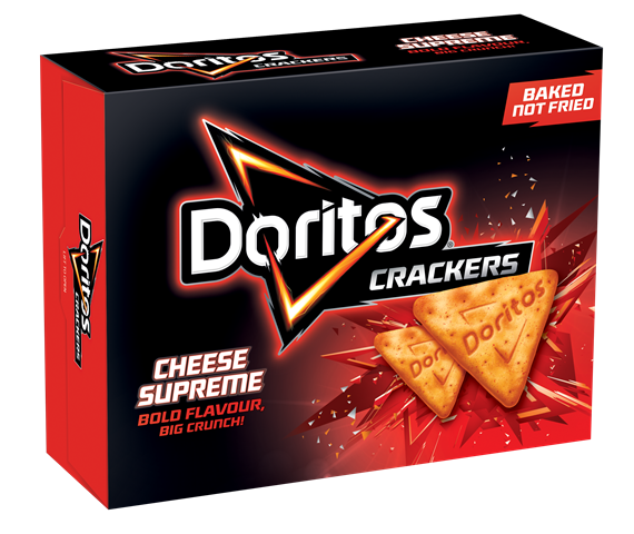 Doritos Bites Into The Biscuit Category Pkn Packaging News