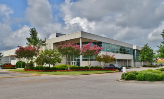 The new EOS facility in Huntsville, Alabama. Credit: EOS