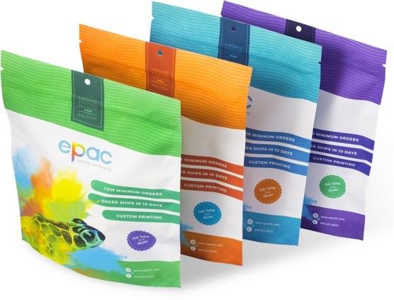 Digital flexible package printing: ePac