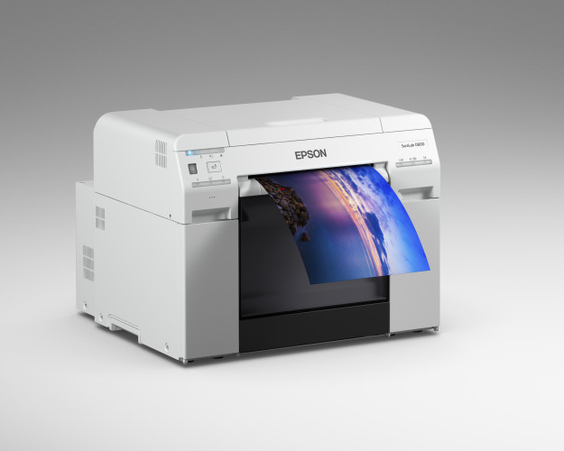 No nasty chemicals: Epson SureLab D860