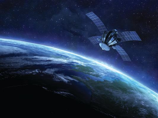Saber Astronautics won a contract for space traffic management. (Getty)
