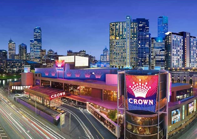 Crown Casino Shows