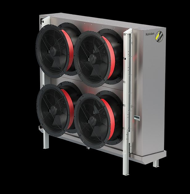 Kelvion launches NP150X - Climate Control News