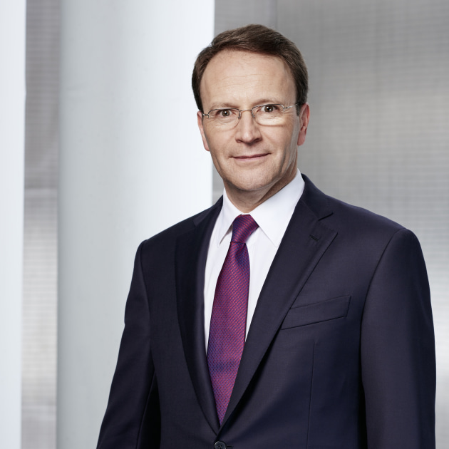 Mark Schneider, CEO Nestlé.