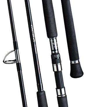 Shimano's Ocea Plugger Full Throttle rods - Fishing World