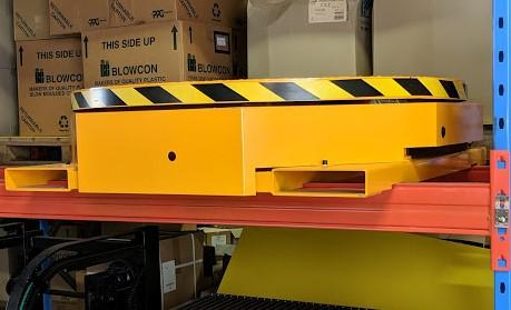 Pack King has developed a solution for start-ups and smaller businesses needing a more efficient and safer way to wrap pallets.