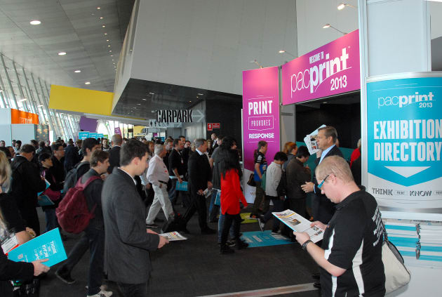 Pushed back: PacPrint 2021 will be moved from its traditional May slot to avoid a clash with the rescheduled drupa