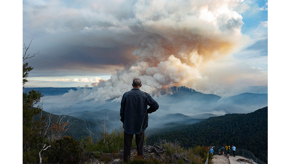 Emma Frater, Fire Watch, Winner: Photo of the Year.