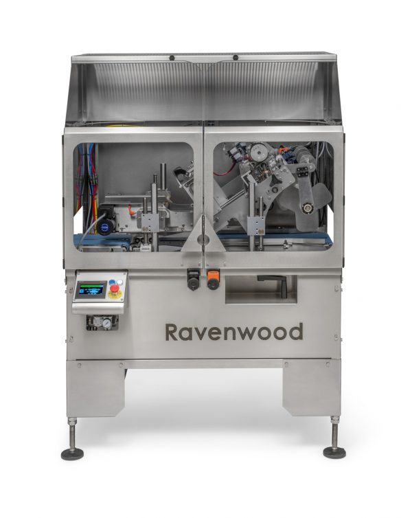 The Nobac 5000: Ravenwood's newly launched label applicator