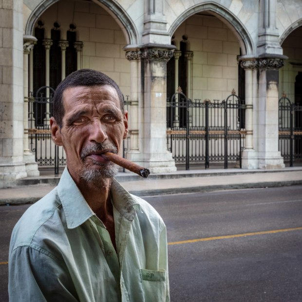 © Ruth Woodrow. Featured portfolio, 'Portraits of Cuba' – Australasia's Top Emerging Photographers 2021.